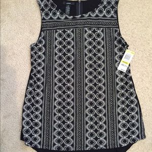 NWT Alfani sleeveless top